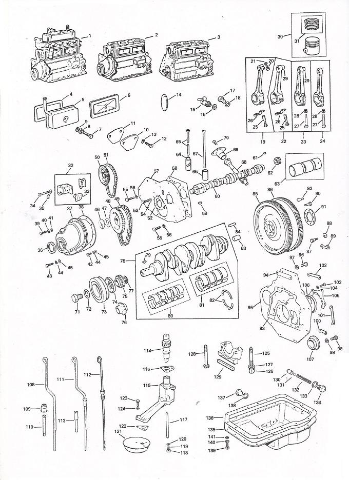 1972 mgb engine diagram